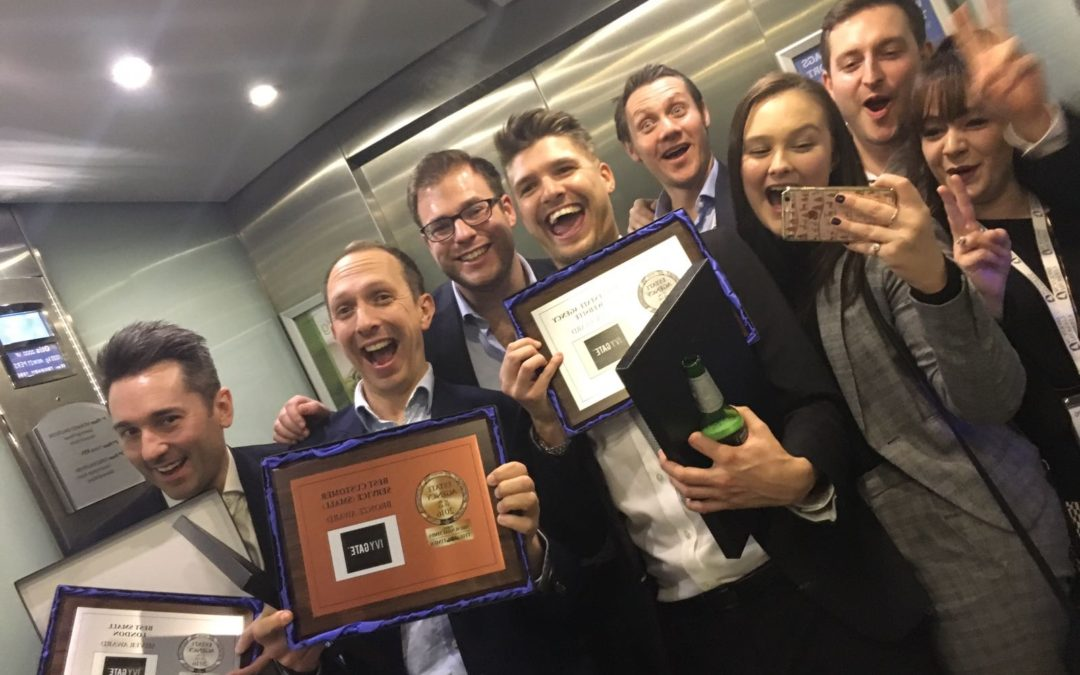 Ivy Gate secure triple win at the Estate Agency of the Year Awards !