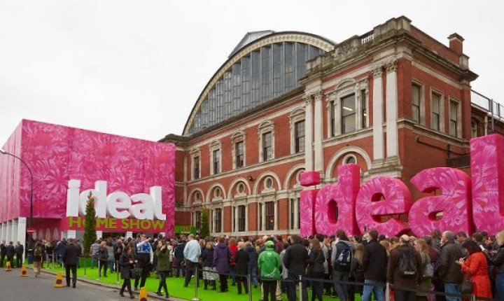 Ideal Home Show launches in Olympia