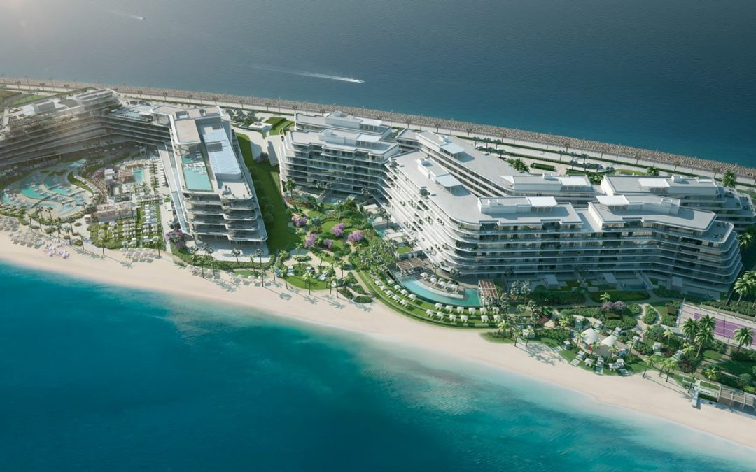 The Alef, Palm Jumeirah | Ivy Gate