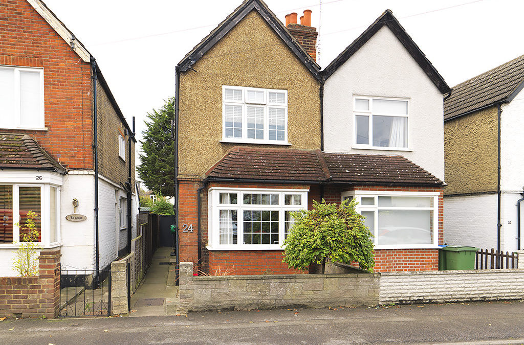 SOLD ! Ditton Hill Road, Surbiton, KT6 | £539,950