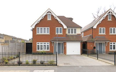 New Instruction: Sugden Road, Thames Ditton: £1,295,000