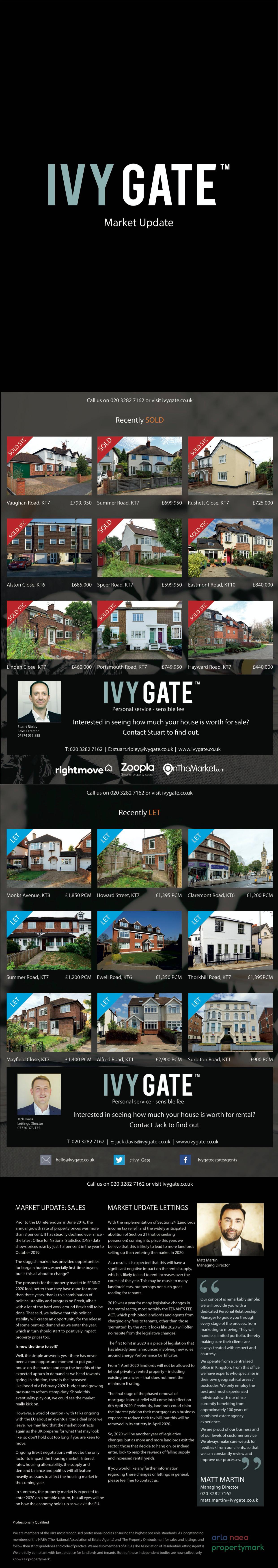 IvyGate-MarketReport-January2020-v1